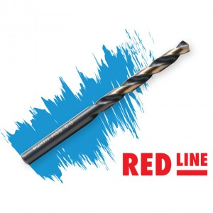 Свредло за метал RED LINE DIN338-HSS