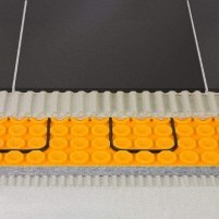 Полиетиленова мембрана DITRA-HEAT-DUO