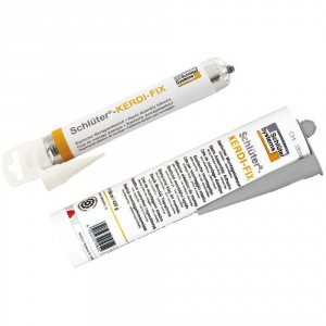 MS полимер еластично лепило KERDI-FIX