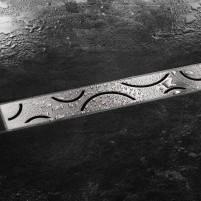 Решетка за душканал KERDI-LINE-IF-F , 100 см.