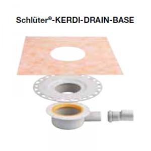 Вътрешен хоризонтален подов сифон с капан за миризми KERDI-DRAIN-BASE