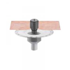 Вътрешен вертикален подов сифон с капан за миризми KERDI-DRAIN , KD BV 50 GV , DN 50 / UK 50 mm