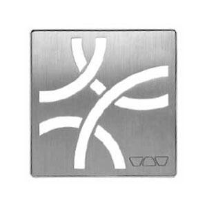 Решетка за подов сифон KERDI-DRAIN KD IF 10 EB D6 GV