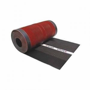 Вентилaционна лента за било 5 m / 380 mm , олово , кафява