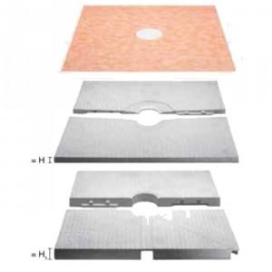 Подложка за плочки KERDI-SHOWER-TC