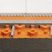 PVC панел за подово отопление BEKOTEC-EN F