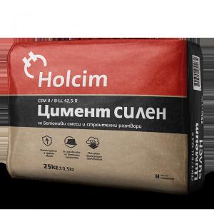 Цимент силен Холсим CEM II / B-LL 42.5 R