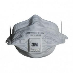 Маска еднократна респиратор защитна 9161V VFlex