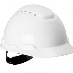 Каска бяла H700C-VI