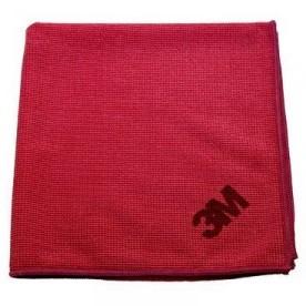 Кърпа микрофибърна дебела червена Scotch-Brite 2012