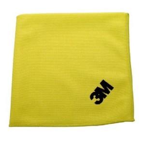 Кърпа микрофибърна жълта Scotch-Brite 2012