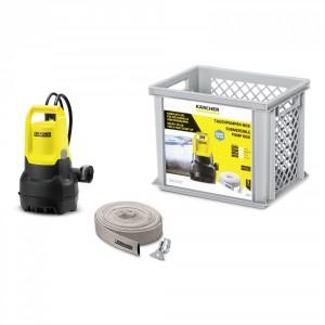 Потопяема помпа за мръсна вода Submersible pump box