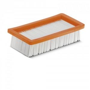Плосък нагънат филтър (за прахосмукачки за пепел и сухо почистване)