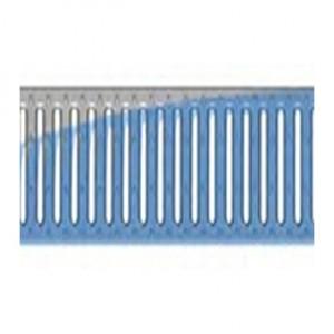 Комплект отводнителни канали 4 ALL , решетка A15 от неръждаема стомана , отвори 8 mm