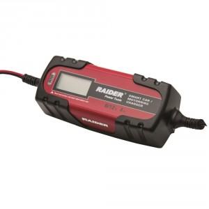 Зарядно за акумулатор инверторно RD-BC13 , 6/12 V , 120 Ah