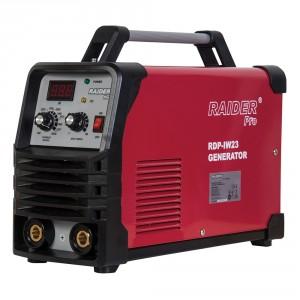 Инверторен електрожен за захранване с генератор RDP-IW23 200A
