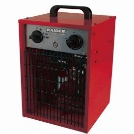 Калорифер електрически RD-EFH02 , 2 kW