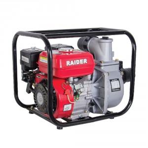 Помпа водна бензинова RD-GWP04 , 4.9 kW , 933 l/min