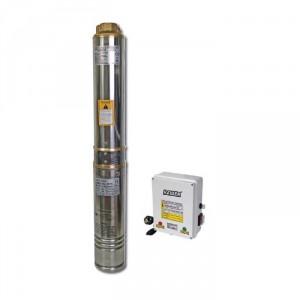 Помпа водна дълбочинна за чиста вода RD-WP24 , 1100 W , 80 l/min , 91 m