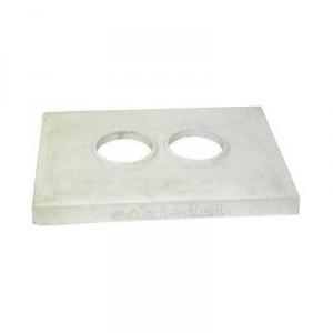 Покриваща плоча 18201416 двойна