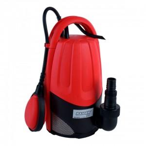 Помпа водна потопяема за мръсна вода RDP-WP26 , 900 W , 250 l/min , 9.5 m
