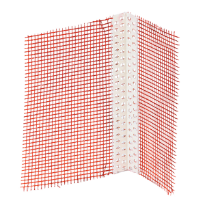 Баумит Профил за ъгли с мрежа пластмасов 10 x 23 см. ,  2.5 м.