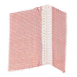 Баумит Профил за ъгли с мрежа пластмасов 12.5 x 12.5 см. , 2.5 м.