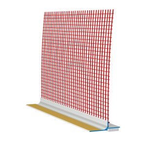 Профил за прозорци Баумит Профил за прозорци Стандарт , 2.4 м.