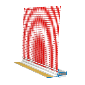 Профил за прозорци Баумит Профил за прозорци Професионален ,  2.4 м.