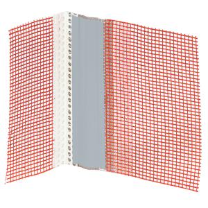 Баумит Профил за деформационни фуги V-образен 25-50 мм. , 2.5 м.