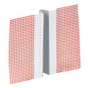 Бауми Профил за деформационни фуги E-образен 5-25 мм. , 2.5 м.