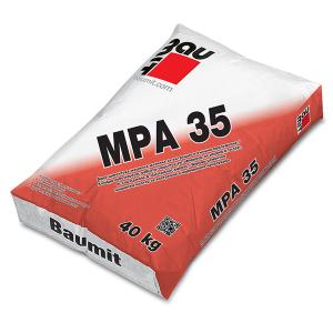 Варо-циментова машинна мазилка Баумит МPА 35 , 40 кг.