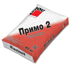 Варо-циментова машинна мазилка Баумит Примо 2 , 40 кг.