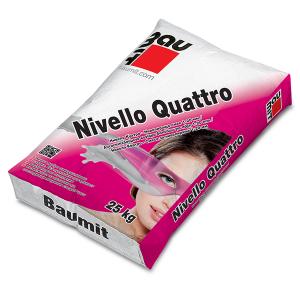 Саморазливна нивелираща смес Баумит Нивело Куатро ,  25 кг.