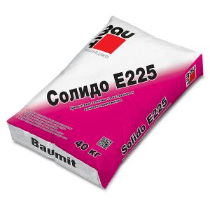 Циментова замазка Баумит Солидо Е225 , 40 кг.