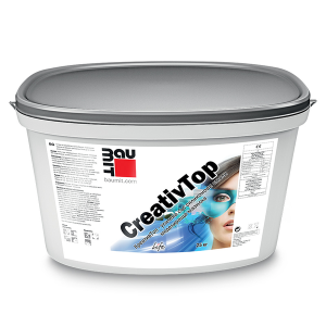 Пастообразна моделираща мазилка Баумит КреативТоп Файн 1.0 ,  25 кг.