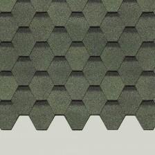 Битумни керемиди DOCKE KARAT , зелен