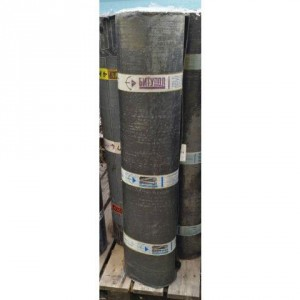 Битумна хидроизолация БИТУПОЛ SBS G 4.0 кг. сива посипка
