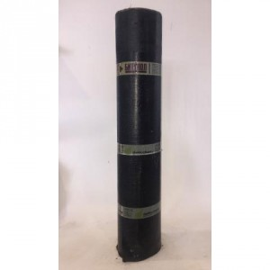 Битумна хидроизолация БИТУПОЛ Супер GV 4.0 кг. сива посипка