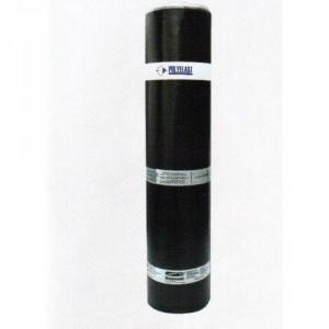 Битумна хидроизолация Полиеласт -15 С , 4.5 кг. сива посипка