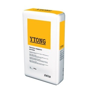 Лепилен зидарски разтвор за газобетон YTONG , 20 кг.