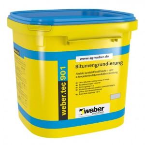Битумен грунд webertec 901 (Eurolan 3 K)