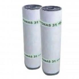 Еластична звукоизолационна подложка FONAS 31 , 8000x1000x8 мм