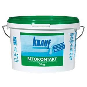 Контактен грунд Knauf BETOKONTAKT , 5 кг.
