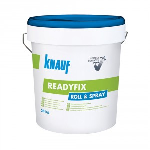 Финишна смес Knauf Readyfix Roll & Spray , 28 кг.