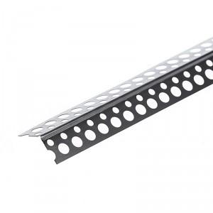 Ъгъл алуминиев за шпакловка 135°, 20х20 мм , 2.5 м (17400)