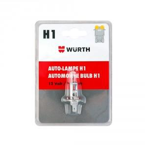 Автолампа блистер H1 , P14.5S , 12V , 55W