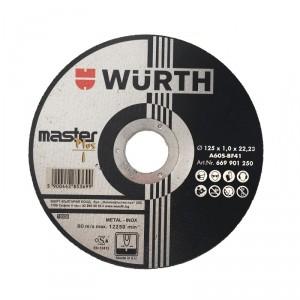Диск за рязане за стомана / инокс Master Plus