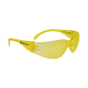 Очила защитни STANDARD жълта бленда