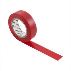 Изолирбанд PVC 18 мм , 10 м , червен
